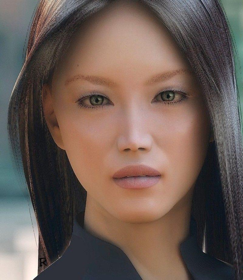 Plus belles femmes asiatiques