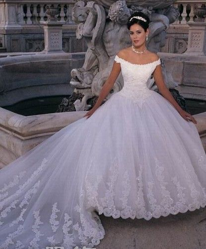jolie robe de mariée !