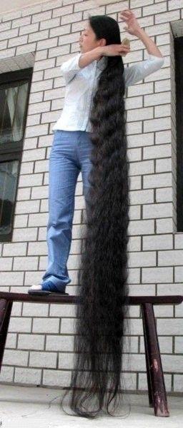 Photo de cheveux les plus long
