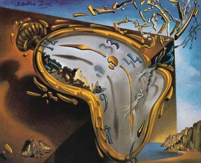 Salvador Dali Melting Clocks les oeuvres de salvado...